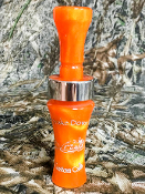 Drake Down Acrylic Blaze Orange Single Reed