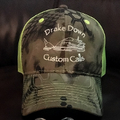 Drake Down Kryptek Hi-Vis Hat